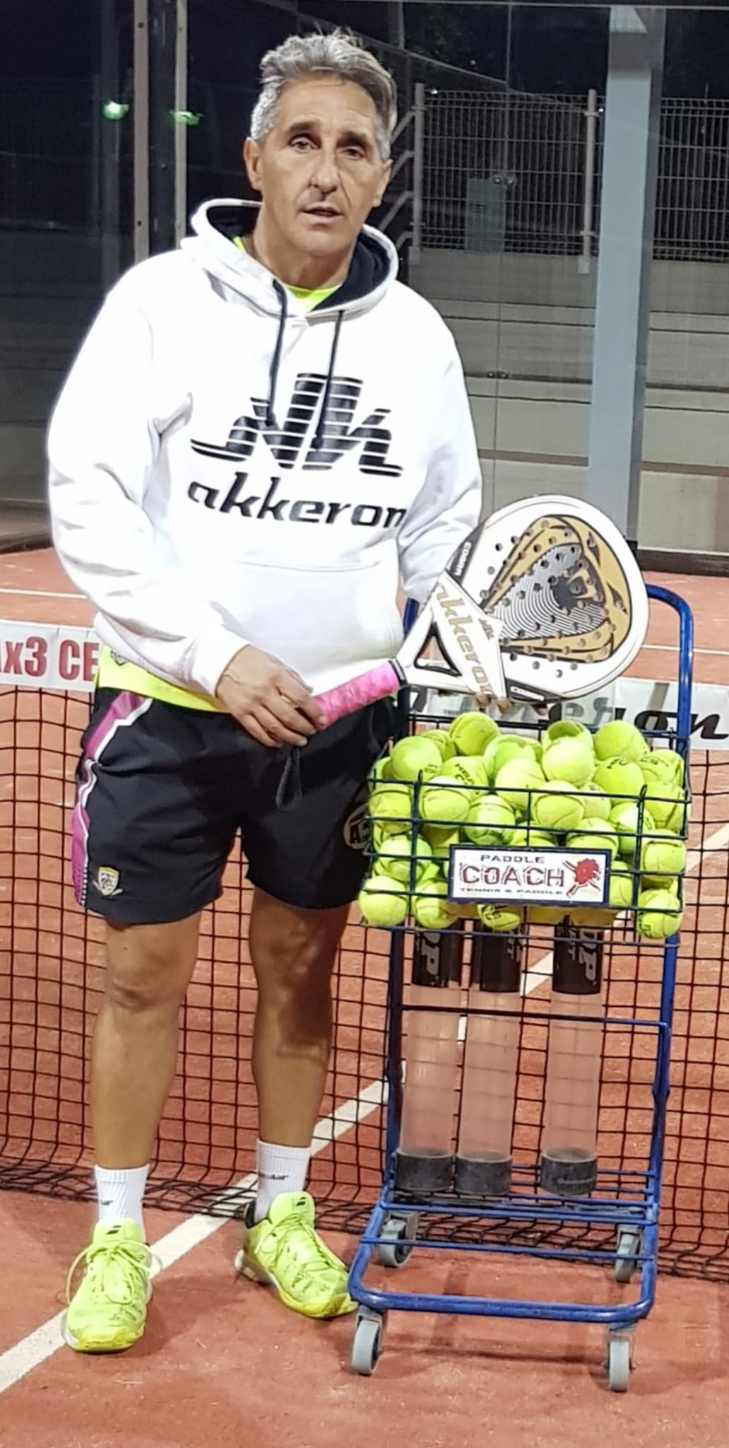angel padel